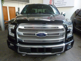 Ford Lobo Platinum 2015