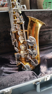 Saxofon Alto Amstrong Americano
