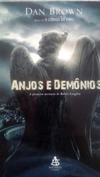 Livro Anjos E Demoônios