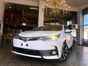 Toyota Corolla Nafta Seg Cvt Full-full Excelente, Anticipo $