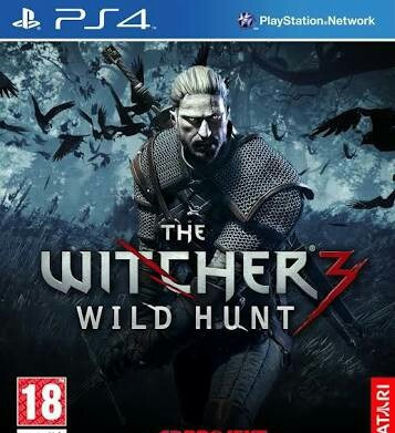 The Wicther 3 Original 1 Ps4