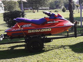 Sea Doo Gsx Limited 130