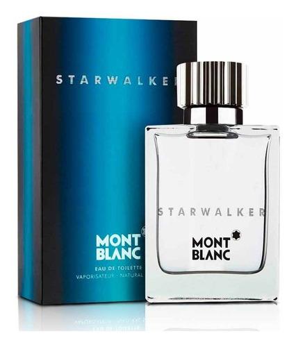 Perfume Starwalker Mont Blanc Hombre O - mL a $2400