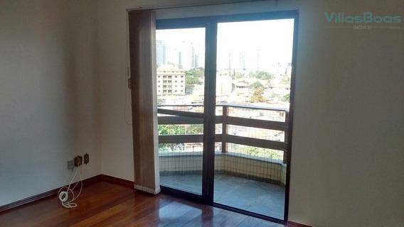 Apartamento Com 3 Dormitórios À Venda, 90 M² Por R$ 320.000,00 - Jardim Das Indústrias - São José Dos Campos/sp - Ap2960
