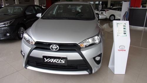 Toyota Plan - Yaris Xs 100%