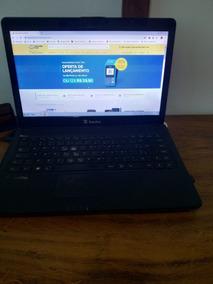 Notebook Itautec Infoway Not W1510 Funcionando Tudo Usado