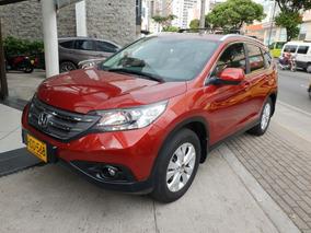 Honda Cr-v Exl Aut 2013