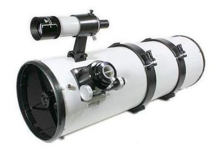 Telescópio Gso 200mm F/5 + Conjunto De Oculares