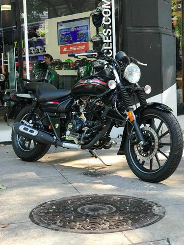 Bajaj Avenger Street 220 12 Y 18 Cuotas Cycles Motoshop