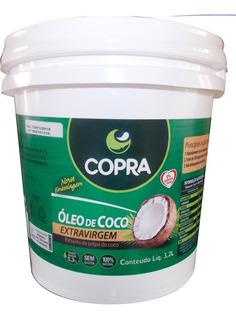 Óleo De Coco Extra Virgem Copra Balde