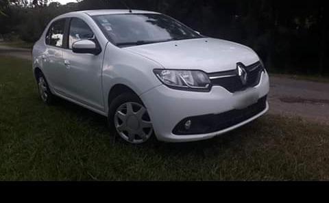 Renault Logan 1.6 Expression 85cv 2015