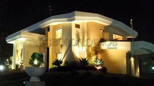 Park Way - Belíssima Casa Com 692m², 4 Suítes, Lazer Completo, Estúdio E Muito Mais. - Villa122349