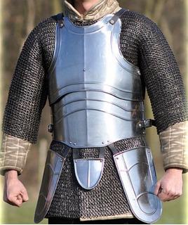 Armadura De Aço Medieval - Funcional Articulada