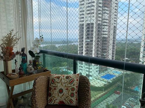 Apartamento À Venda, 3 Quartos, 1 Suíte, 2 Vagas, Barra Da Tijuca - Rio De Janeiro/rj - 24170