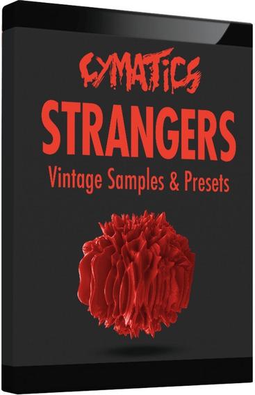 Cymatics Strangers Vintage Samples & Presets