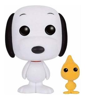 Juguete Colección Funko Pop! Peanuts 49 Flocked Snoopy & W ®