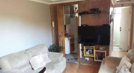 Apartamento À Venda, 45 M² Por R$ 200.000,00 - Jardim Irajá - São Bernardo Do Campo/sp - Ap2112