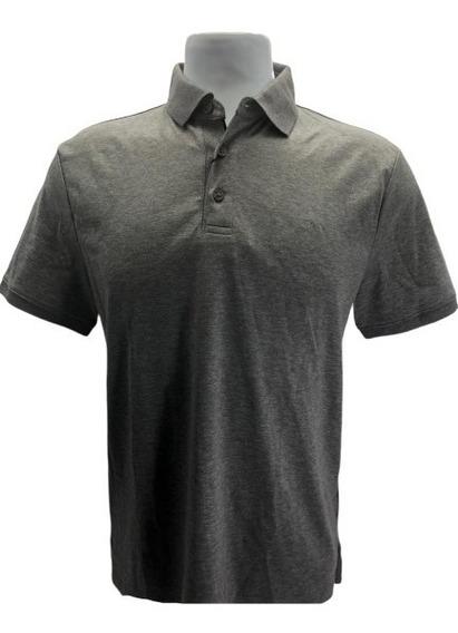 Kit 2 Camisas Gola Polo Masculina Calvin Klein Tam G