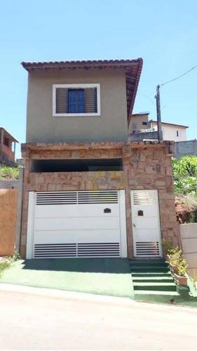 Casa À Venda, 120 M² Por R$ 270.000,00 - Jardim Imperial - Atibaia/sp - Ca1685