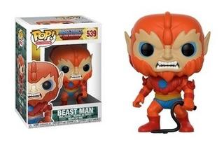 Funko - Masters Of The Universe - Beast Man #539