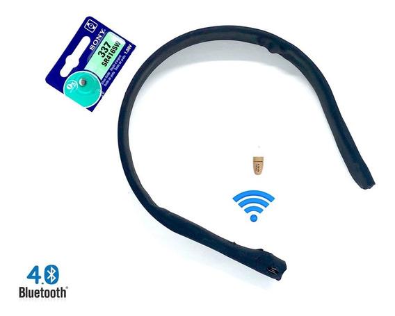 Escuta Sem Fio Invisível Espião Gsm Micro Ponto Eletronico