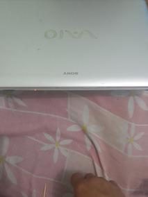 Vendo Notebook Sony Vaio