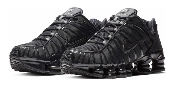 Lançamento Tênis Nike Shox Tl 12 Molas Black - 2019