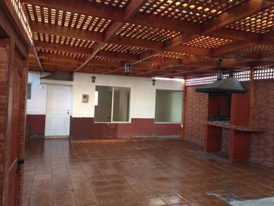 Casa Condominio 3 Dor - Quincho Cerrado- 2 Autos