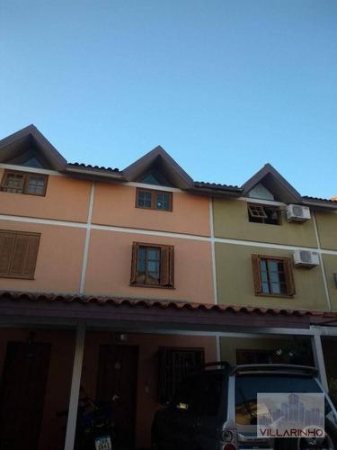 Casa Com 4 Dormitórios À Venda, 103 M² Por R$ 310.000,00 - Camaquã - Porto Alegre/rs - Ca0702