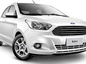 Ford Ka - Plan Óvalo