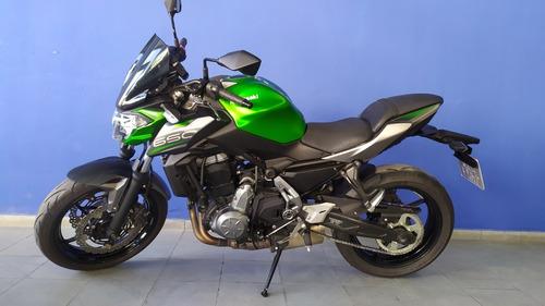 Kawasaki Z650 2019 Usada Z 650