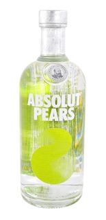 Vodka Absolut Pears 750ml. - Envíos