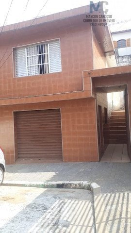 Imagem 1 de 14 de Casa A Venda No Bairro Vila Ema Em São Paulo - Sp.  - 1376-1