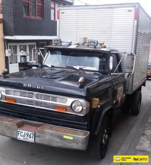 Furgon Dodge 300 Brasilera