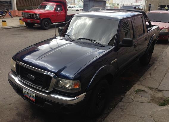 Ford Ranger 2006, Motor 2.3l, Doble Cabina, 4x2 Sincrónica.