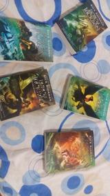 Percy Jackson Com 5 Livros