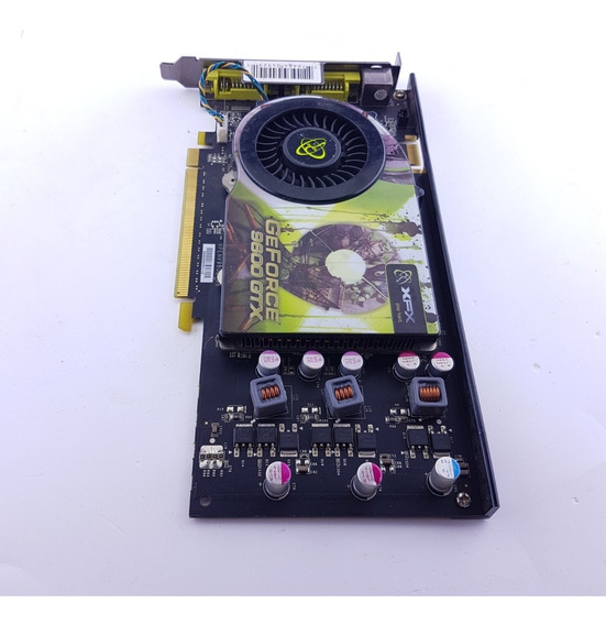 Placa De Video Nvidia Gerforce 9800 Gt Green Edition
