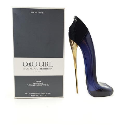 Imagen 1 de 10 de Tester Del Perfume Good Girl 80ml Edp