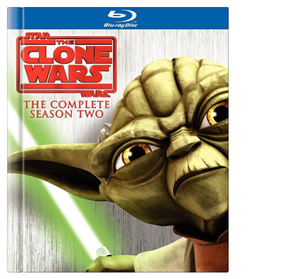The Clone Wars Segunda Temporada 2 Serie Bluray