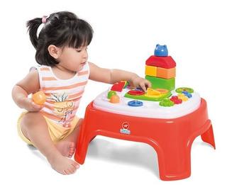 Mesa Didáctica Para Bebé Calesita Bentancor Outdoor