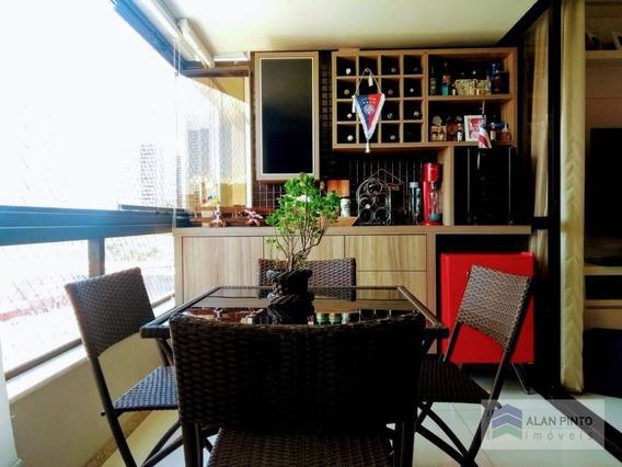 Apartamento Mansão Horto Boulevard - Horto Florestal - Salvador/ba - Ap0390
