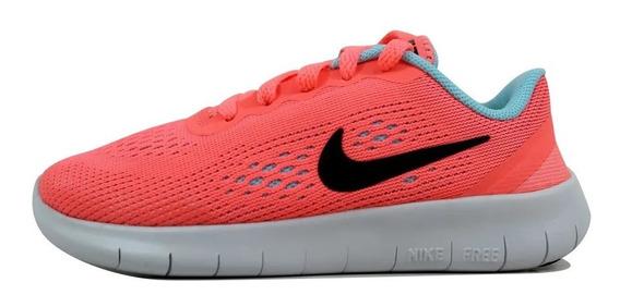 Tenis Nike Free Run Niña Dama Running Correr Gimnasio Yoga