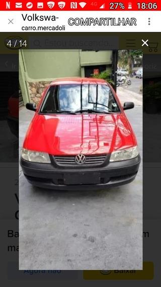 Volkswagen Gol 1.0 Special Free 3p Gasolina 2004