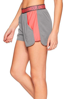 Short Atletico Play Up 2.0 Mujer Under Armour Ua2745