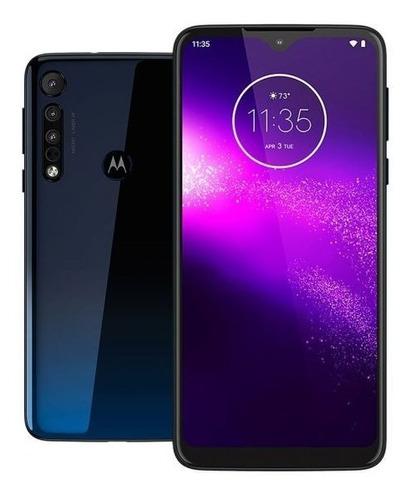 Motorola One Macro 64gb Seminovo Vitrine