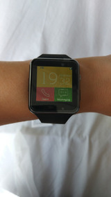 Smart Watch X6, Bluetooth, Touch Screen, Pedômetro