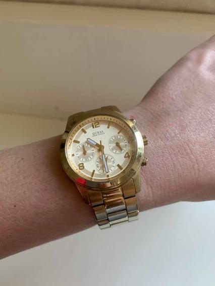 Relógio Guess - Dourado