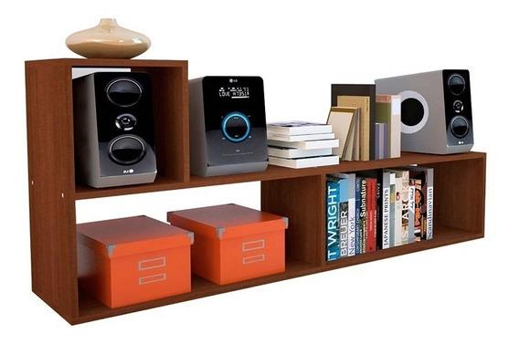 Mueble Rack Tv Led Mosconi Módulo L Combinable Living