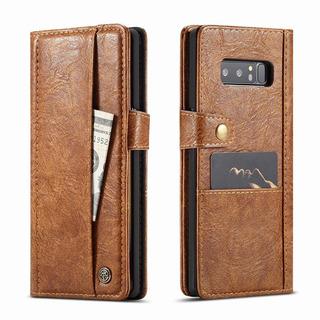 Capa Carteira P/ Galaxy Note 8 Caseme Original Premium