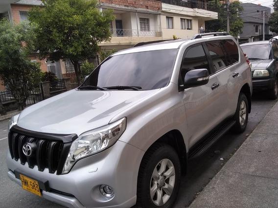 Toyota Prado Tx Blindada 2013
